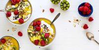 Mango Creamsicle Smoothie Bowls