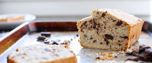 triple coconut chocolate bread (df)