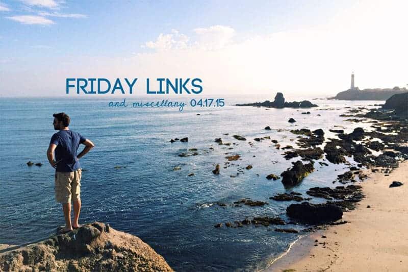 friday links! via thepigandquill.com